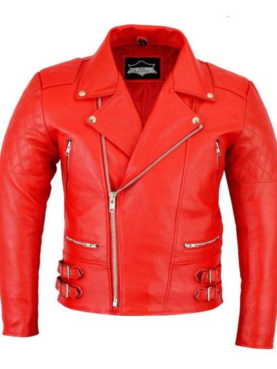 косуха красная Rider